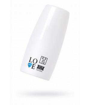Мастурбатор нереалистичный Lovegame High pressure natural, TPE, белый, 15 см