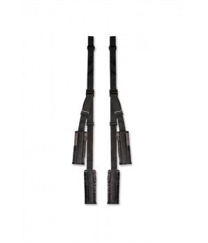 Подвесной комплект для фиксации Romfun Indoor Swing, чёрный