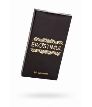 Капсулы ЭроСтимул для мужчин 10 капсул
