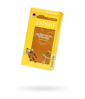 Презервативы Expert ''Расхититель гробниц'' №12, золотые, 12шт