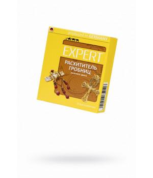 Презервативы Expert ''Расхититель гробниц'' №3, золотые, 3шт