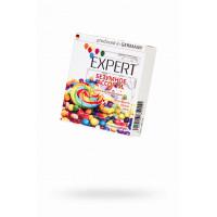 Презервативы Expert ''Безумное ассорти'' №3, цветные с ароматами: тутти-фрутти, вишня, мята, 3шт