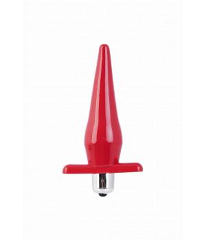 Вибровтулка 12,7 см водонепрон. красная