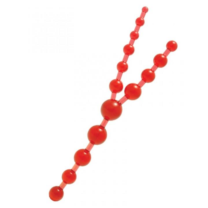 Шарики цепочка трипл 30 см