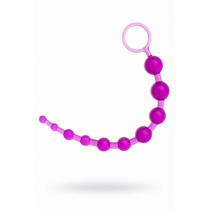 Шарики анальные фиолетовый