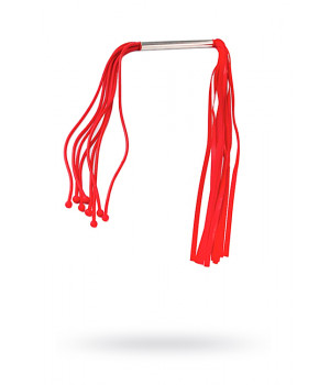 Плеть Sitabella латексная красная двухсторонняя