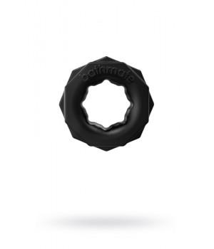 Эрекционное кольцо Bathmate Spartan, черное