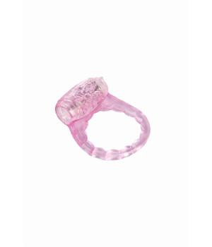 Виброкольцо розовое