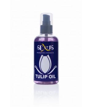 Массажное масло с ароматом тюльпана Tulip Oil, 200 мл