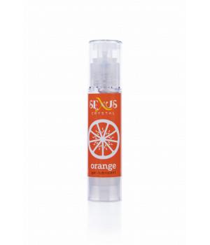 Гель-лубрикант на водной основе с ароматом апельсина Crystal Orange 60 мл
