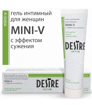 Гель для женщин Desire ''Mini-v'' 30мл. жен.