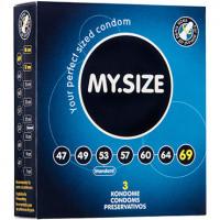 Презервативы ''MY.SIZE'' №3 размер 69 (ширина 69mm)