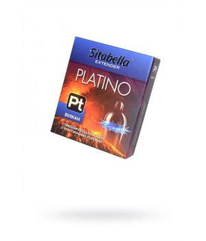 Насадка стимулирующая Sitabella Extender Platino Вулкан 1/12 упаковок