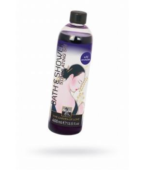 Гель для ванны и душа с ароматом дикой орхидеи 400 мл