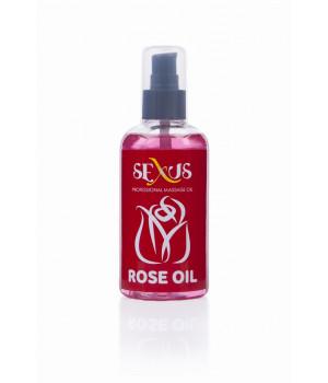Массажное масло с ароматом розы Rose Oil 200 мл