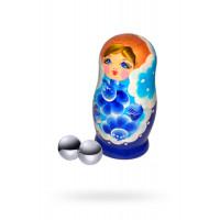 Вагинальные шарики Sitabella металлические,?2,2 см