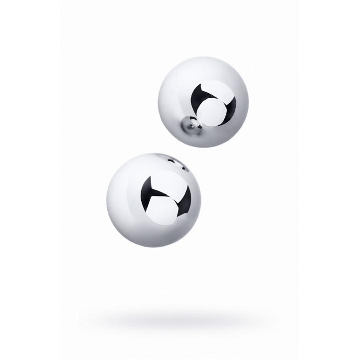 Вагинальные шарики TOYFA Metal, металлические d=35мм