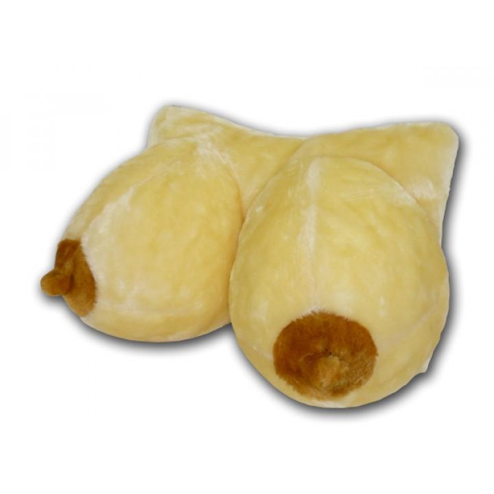 Мягкая игрушка подушка грудь