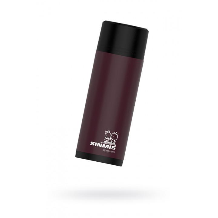 Мастурбатор Nalone Lip Lover, силиконовый, коричневый